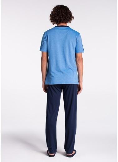 Dagi O Patlı 3'lü Takım Mavi